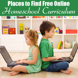 Free Complete Online Homeschool Curriculum List