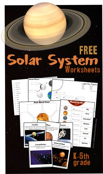 FREE Solar System pack