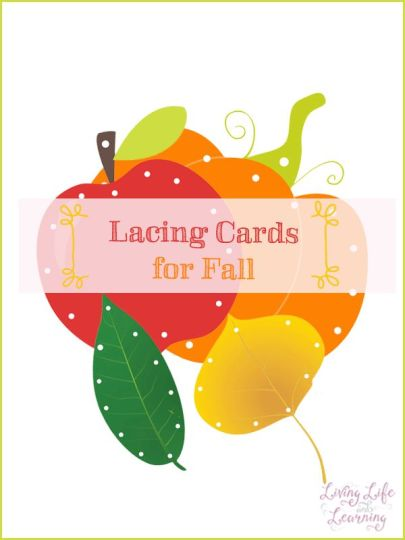 FREE lacing Cards