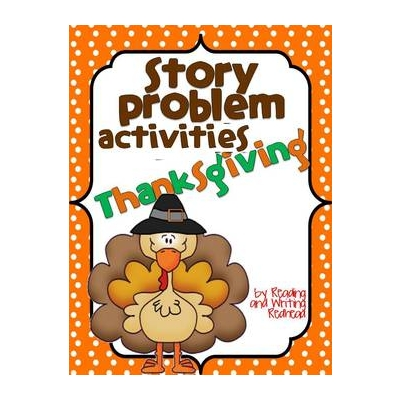 Free Thanksgiving Story Problems