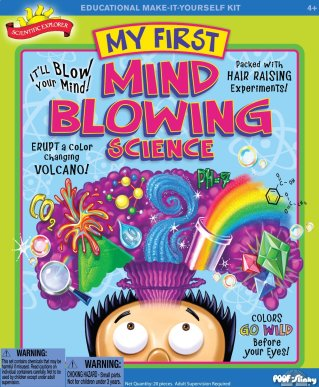 My First Mind Blowing Science Kit Only $10.99! (50% Off!)