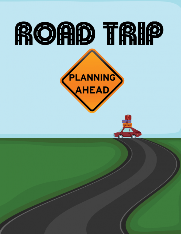 Planning A Road Trip >> Free Road Trip Planning Pages Free Homeschool Deals C