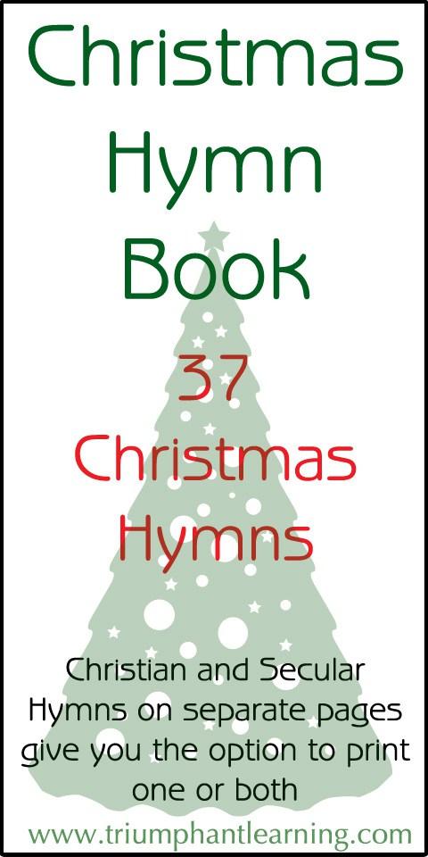 FREE Christmas Hymn Book