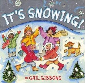It's Snowing!