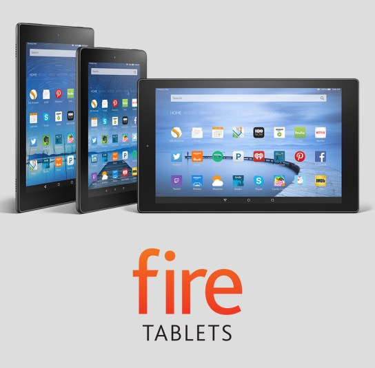 """Kindle Fire 7"""" Display Tablet Only $39.99 + More - Limited Time!"""