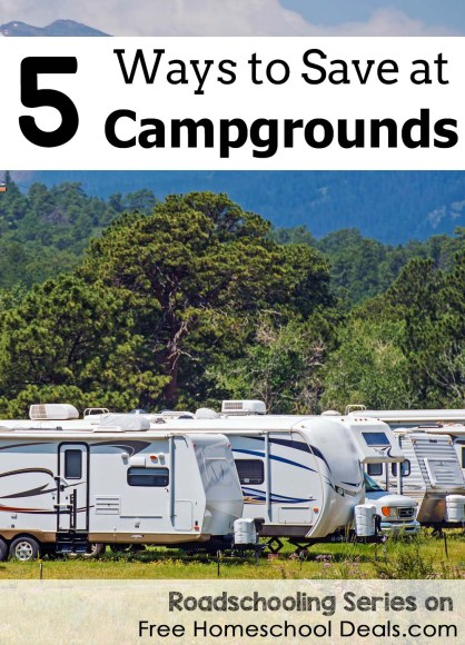 5 Ways to Save at Campgrounds
