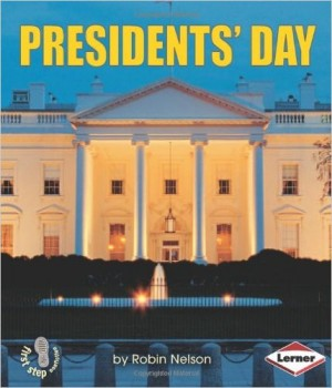 Presidents' Day First Step Book