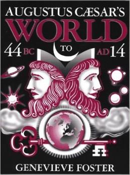 'World' books by Genevieve Foster