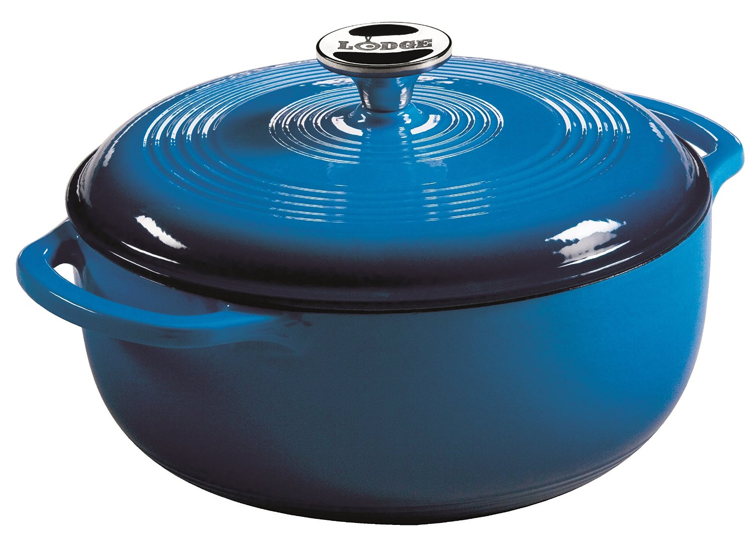 Lodge 4 5 Quart Cast Iron Dutch Oven Only 49 97 30 Off