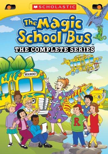 Complete Magic School Bus DVD Series Only $33! (Reg. $80!)