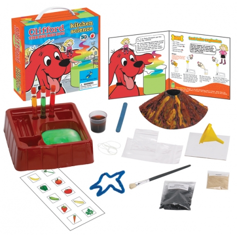Clifford Science Kit