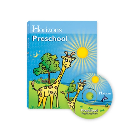 Horizons Preschool for 3's at Educents
