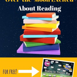FREE Reading-for-Treasure Map