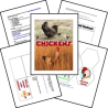 FREE Chickens Lapbook