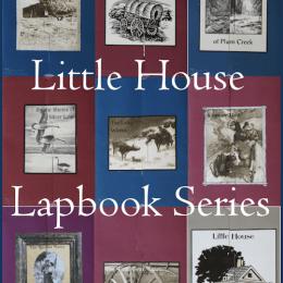 FREE Little House Lapbooks