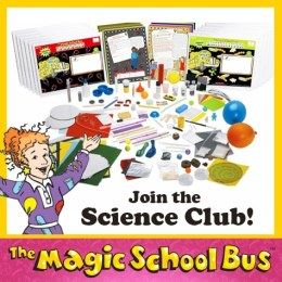 Magic School Bus Science Club Kits Only $120/Year!