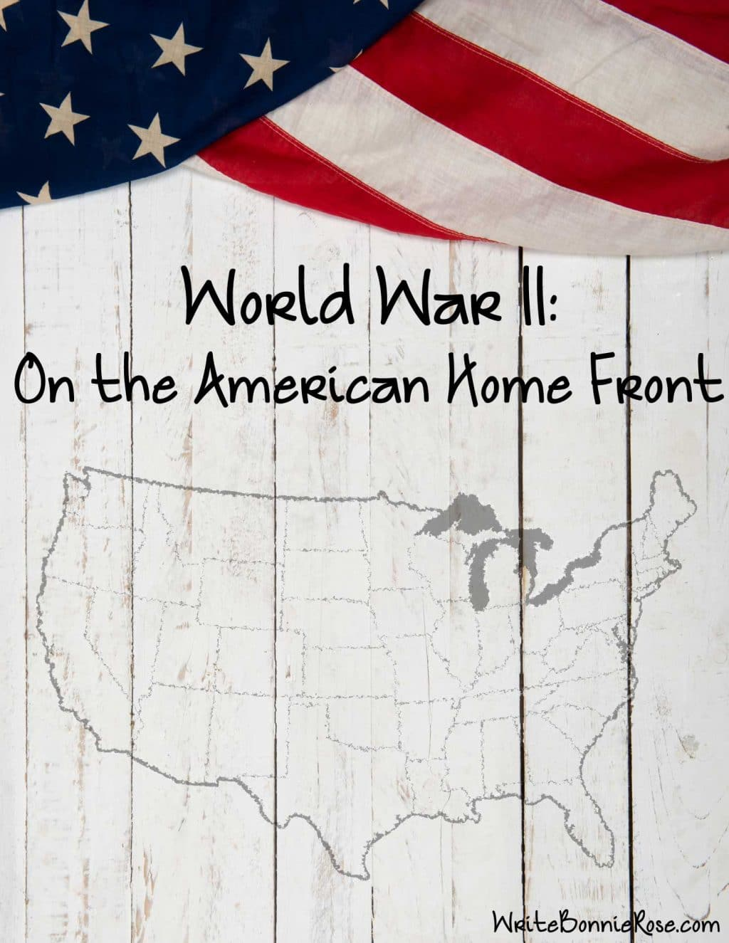Free World War Ii On The American Home Front Unit Study