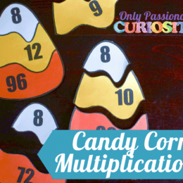 FREE Candy Corn Multiplication