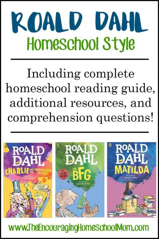 roald-dahl-homeschool