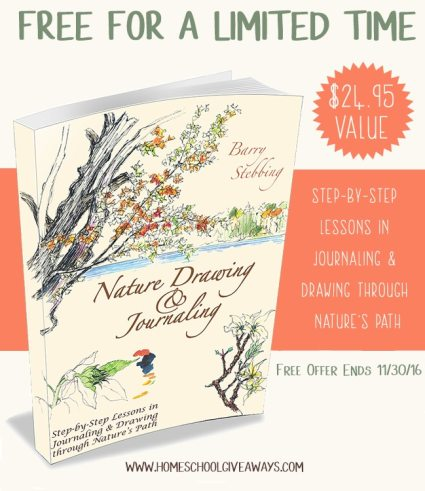 Free Nature Drawing & Journaling Curriculum - Limited Time!