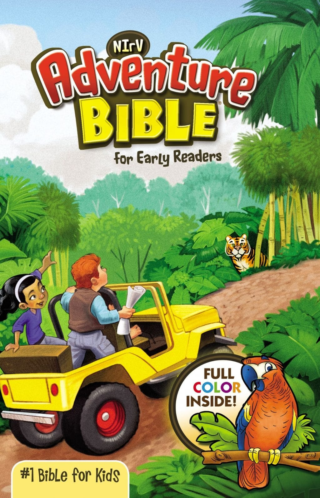 Adventure Bible For Early Readers Nirv Ebook Only 2 99