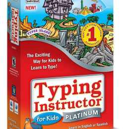Typing Instructor for Kids Platinum 5 Only $14.31! (26% Off!)