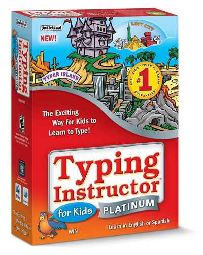 Typing Instructor for Kids Platinum 5 Only $12.99! (Reg. $20!)