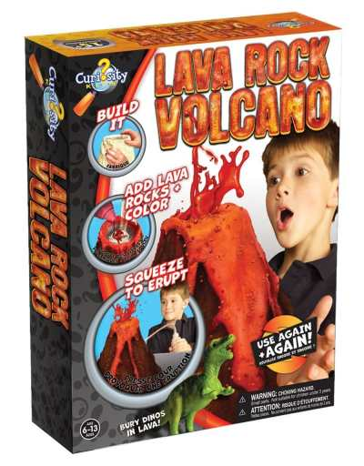 Lava Rock Volcano Kit Only $12.50! (Reg. $20!)