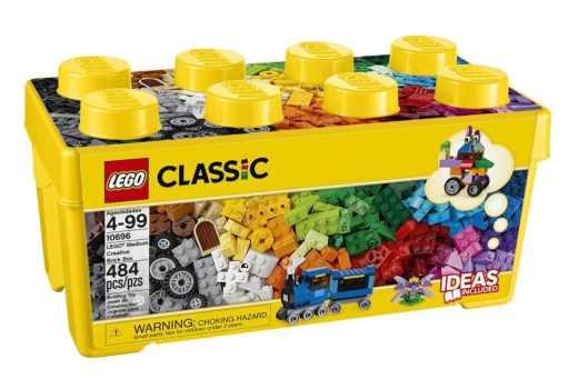 LEGO Classic Medium Creative Brick Box Only $25.49! (Reg. $35!)