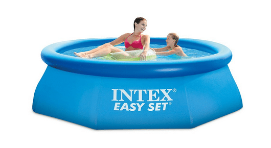 Intex 8 Ft. x 30 In. Easy Set Pool w/ Filter Pump Only $49.72! (Reg. $100!)