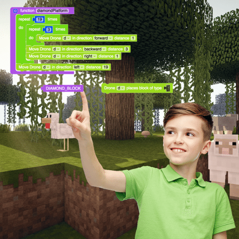 Introduction to Computer Science w/ Minecraft Course Only $149.99! (25% Off!)