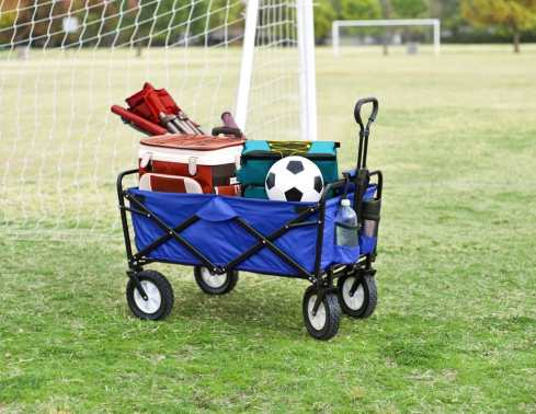 Mac Sports Collapsible Outdoor Utility Wagon Only $58.35! (Reg. $90!)