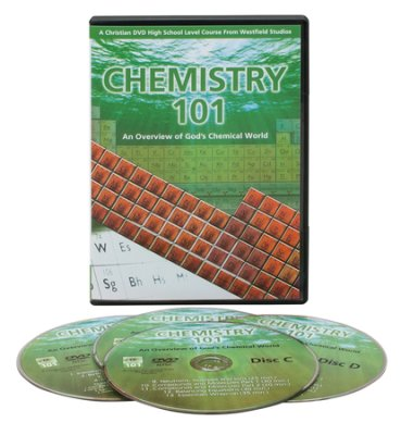 Chemistry 101 DVD Set Only $48.49 + Free Shipping!
