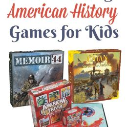 12 Fun American History Games for Kids