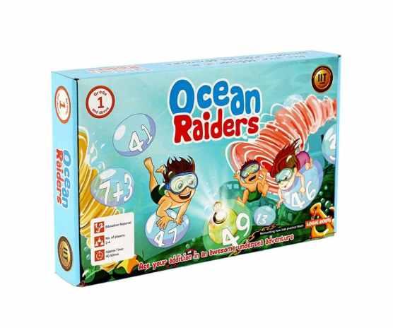 Ocean Raiders