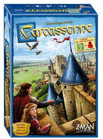Carcassone Board Game Only $19.15! (Reg. $35!)
