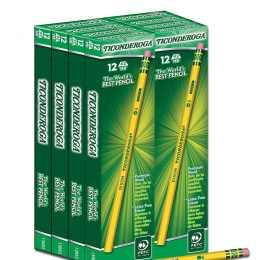 Ticonderoga 96 Pencil Box Only $9.96!