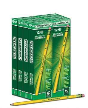 Ticonderoga 96 Pencil Box Only $10.19!