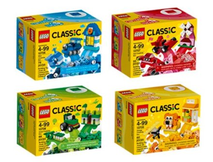 LEGO Classic Quad Pack Only $13.49! (32% Off!)