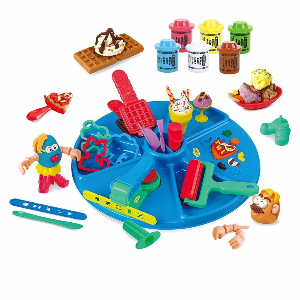 Crayola Modeling Dough Deluxe Party Pack Only 21 99