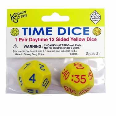 Time Dice