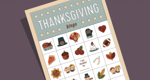 Free Thanksgiving BINGO Printables for All Ages