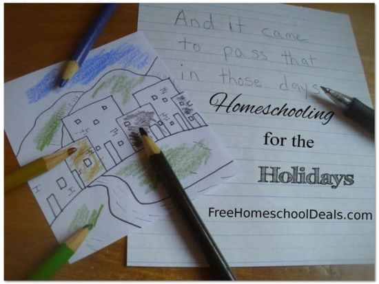 Homeschooling for the Holidays: 5 Ideas for Learning and Fun