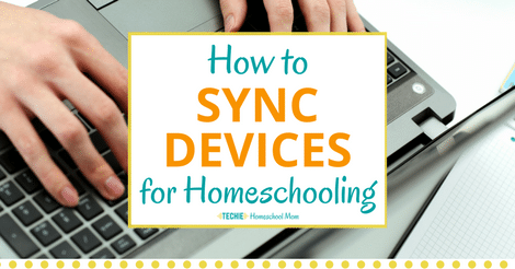 Free Synchronized Homeschool Checklist