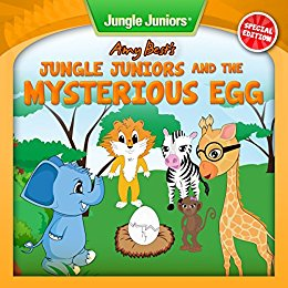 Jungle Juniors and the Mysterious Egg