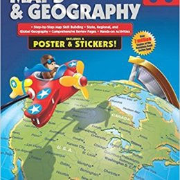 The Complete Book of Maps and Geography Only $9.70! (35% Off!)