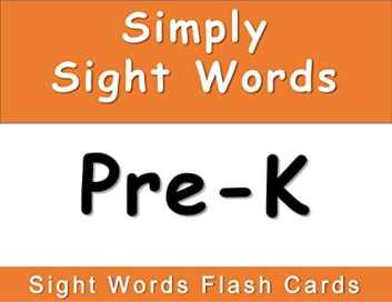 Simply Sight Words Pre-K