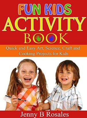Fun Kids Activity Book