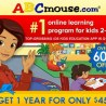 ABC Mouse 1 Year Membership Only $45 - Limited Time! (63% Off!)