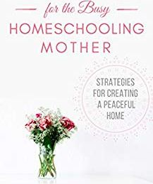 Free Life Management for the Busy Homeschooling Mother Kindle eBook
